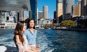 Sydney Morning Whale Watching Cruise Thumbnail 6