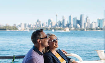 Sydney Afternoon Whale Watching Cruise Thumbnail 4
