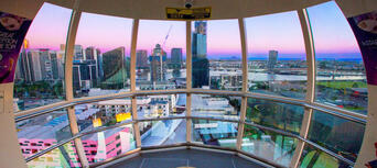 Melbourne Star Observation Wheel Private Cabin Thumbnail 2