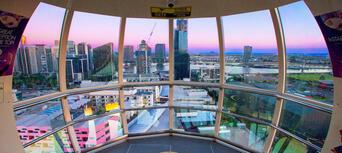 Melbourne Star Observation Wheel Sparkling Flight Thumbnail 2
