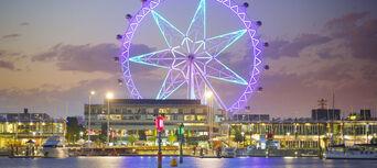 Melbourne Star Observation Wheel Sparkling Flight Thumbnail 3