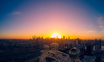 Melbourne Star Observation Wheel Fly And Dine Thumbnail 4