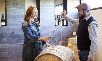 Pizzini Winery Prosciutto & Wine Tasting Tour Thumbnail 1