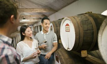 Seppeltsfield Winery Moments in History Vintage Tawny Wine Tasting Tour Thumbnail 1