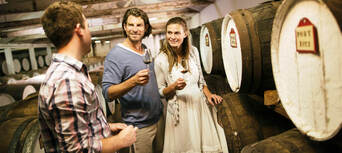 Seppeltsfield Winery Moments in History Vintage Tawny Wine Tasting Tour Thumbnail 2
