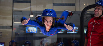 iFLY Brisbane Indoor Skydiving - Airborne Thumbnail 3
