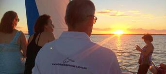 Hervey Bay Champagne Sunset Sailing Cruise Thumbnail 2