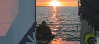 Hervey Bay Champagne Sunset Sailing Cruise Thumbnail 4