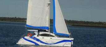 Hervey Bay Champagne Sunset Sailing Cruise Thumbnail 5