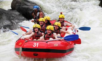 Barron River White Water Rafting from Port Douglas Thumbnail 1
