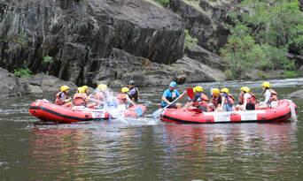 Barron River White Water Rafting from Port Douglas Thumbnail 3