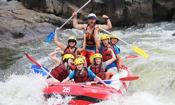 Barron River White Water Rafting - Self Drive Thumbnail 1