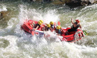 Barron River White Water Rafting - Self Drive Thumbnail 2