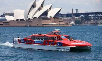Sydney Harbour 1 Day Hop On Hop Off Ferry Pass Thumbnail 1
