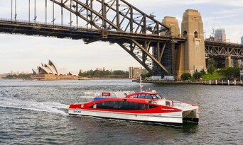 Sydney Harbour 1 Day Hop On Hop Off Ferry Pass Thumbnail 5