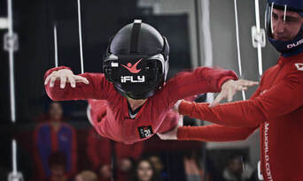 iFLY Brisbane Indoor Skydiving - 360 Virtual Reality Experience Thumbnail 1