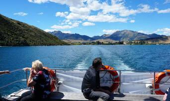 Happy Hour Cruise Lake Wanaka Thumbnail 2