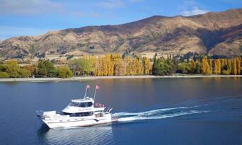 Happy Hour Cruise Lake Wanaka Thumbnail 5
