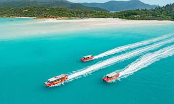 Full Day Whitsundays Speedboat Tour Thumbnail 1