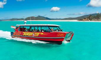 Full Day Whitsundays Speedboat Tour Thumbnail 3