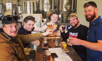 Full Day Brewery & Distillery Tour Thumbnail 5