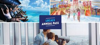 Dreamworld Locals Annual Pass Thumbnail 1