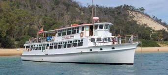 Gold Coast to Brisbane Day Cruise Thumbnail 1
