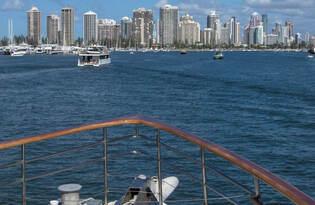 Gold Coast to Brisbane Day Cruise Thumbnail 2