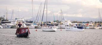 Gold Coast Romantic Gondola Cruise for Two Thumbnail 3