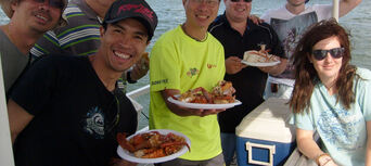 Noosa Fishing and Crab Tours Thumbnail 4