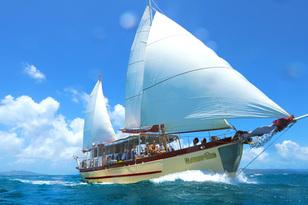 Summertime Sail & Kayak Day Trip Thumbnail 1