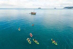 Summertime Sail & Kayak Day Trip Thumbnail 4