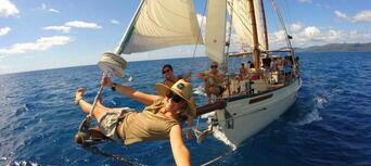 Summertime Sail & Kayak Day Trip Thumbnail 2