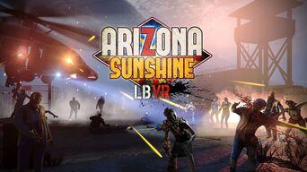 Freak Virtual Reality - Arizona Sunshine Arena Missile Base Thumbnail 1