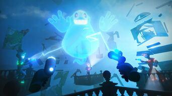 Freak Virtual Reality - Ghost Patrol Thumbnail 3
