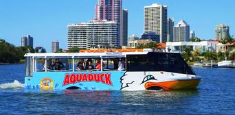 Aquaduck Secrets, Scandals and Sunsets Tour Thumbnail 2