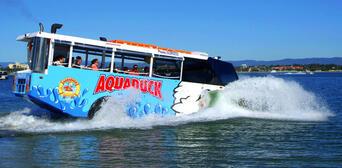 Aquaduck Secrets, Scandals and Sunsets Tour Thumbnail 5