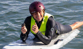 Surfers Paradise Hydrofoil Lessons Thumbnail 4