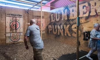 Lumber Punks Axe Throwing Gold Coast Thumbnail 2