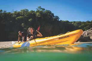 Southern Blend Kayak and Walk Afternoon Tour Thumbnail 5
