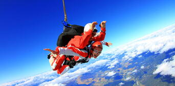 Skydive Abel Tasman 20,000ft Thumbnail 3