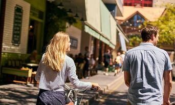 Adelaide City and Parks Bike Tour Thumbnail 1