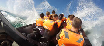 Noosa Ocean Jet Boat Ride Thumbnail 5