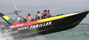 Noosa Ocean Jet Boat Ride Thumbnail 2