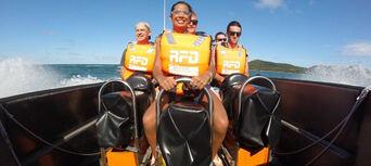 Noosa Ocean Jet Boat Ride Thumbnail 4
