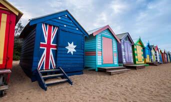 Phillip Island Wildlife and Brighton Beach Boxes Tour Thumbnail 1