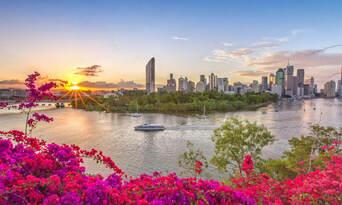 Brisbane Twilight Cruise A Sunset Cruise with a Twist Thumbnail 1