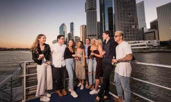 Brisbane Twilight Cruise A Sunset Cruise with a Twist Thumbnail 4