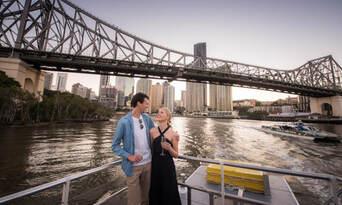 Brisbane Twilight Cruise A Sunset Cruise with a Twist Thumbnail 5