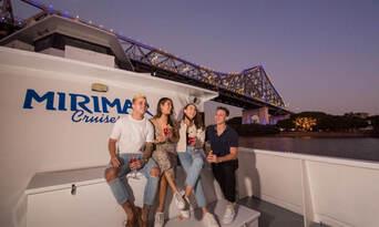 Brisbane Twilight Cruise A Sunset Cruise with a Twist Thumbnail 6